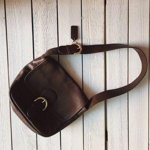 Coach Vintage Bedford Shoulder Bag Purse